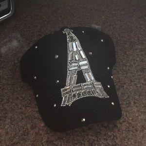 Blinged baseball cap